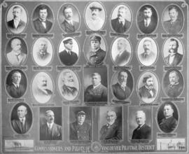 Commissioners and Pilots of Vancouver Pilotage District 1879 - 1916