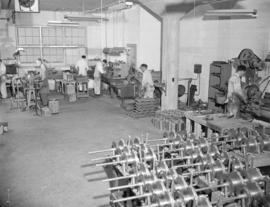 Lipsett Engineering machine shop