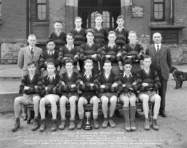 King George High School Rugby Team Junior Champions 1933