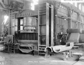 Vancouver Iron Works Limited - 1000 Ton Hydraulic Press