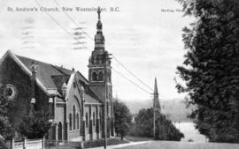 St. Andrew's Church, New Westminster, B.C.