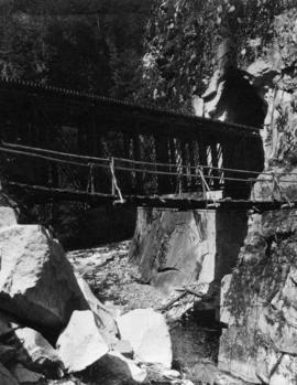 Same Bridge - showing also Kettle Valley Line Bridge