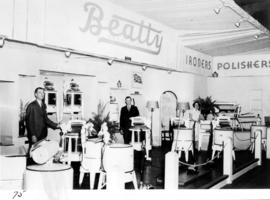 Beatty Bros. display of household appliances