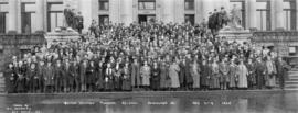 British Columbia Pioneers Reunion Vancouver, B.C. May 7-9, 1925