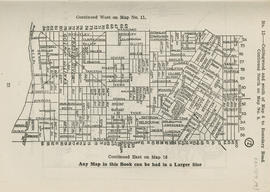 Sectional map and street directory of Vancouver, British Columbia : [Boundary Road to King Edward...