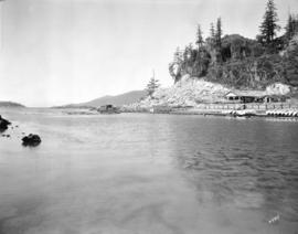 [Fisherman's Cove and Passage Island]