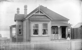 [Captain Edward Beetham residence at 1165 Melville Street]