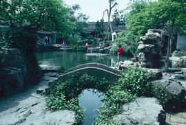Gardens - China, Japan : Master of the fishing nets garden