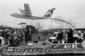 Air B.C. parade float