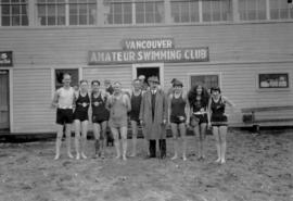 Vancouver Amateur Swimming Club, Christmas Day