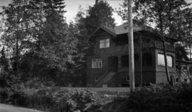 [The Irving house at 3316 Point Grey Road]
