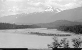 Columbia River at Revelstoke, B.C.