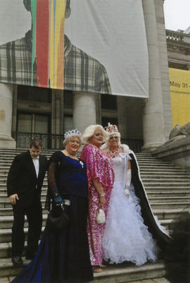 DMS Investiture 2014 : Empress of Canada : Vancouver Art Gallery