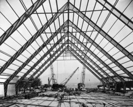 Raw sugar shed (under construction) Vancouver