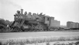 C.N.R. Steam, Pass. Eng. #2095