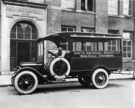 Smith Davidson & Wright Ltd. delivery truck