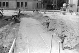 [Job no. 876] : main tunnel to 1950 wing, [Royal Columbian Hospital] New Westminster