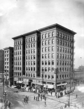 [Ford building, 193 East Hastings Street at Main]