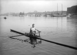 Vancouver Rowing Club [one man boat]