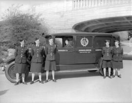 Women's Ambulance Corps [Vancouver Unit]