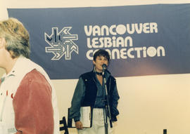VLC [Vancouver Lesbian Connection] 1985 - opening