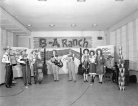 B.A. Oil [B-A Ranch radio] program