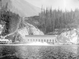 [Buntzen Lake Power Plant number one]