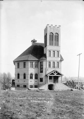 Mountain View Methodist Church, S[outh] Vancouver, B.C.