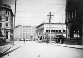 [Richards Street at Hastings Street]