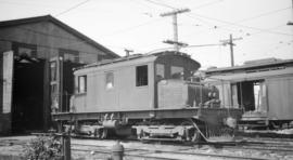 [B.C.E.R. Electric Locomotive]
