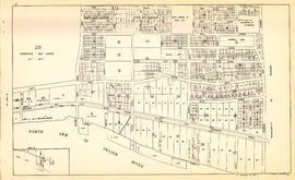 Sheet S.V. 17 : Jellicoe Street to Boundary Road and Sixty-third Avenue to Fraser River
