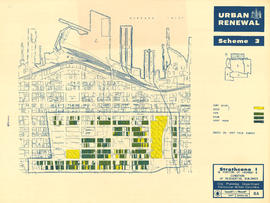 Urban renewal scheme 3 : Strathcona I & portion of Highway 6 : condition of residential build...