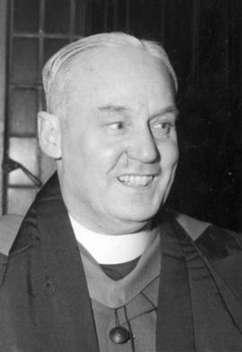 [Lieutenant Colonel George Fallis, Chaplain Pacific Command]