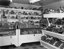 [Interior of Heather's Handy Store]