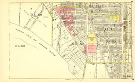 Sheet W : Fraser River to French Street and Fifty-ninth Avenue to Seventy-first Avenue