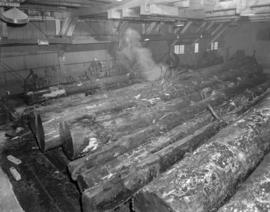 Logs [inside] Pacific Mills