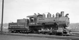 N.P. [Steam,] Yard Eng. [#]1132 [Class 0-6-0 Switcher]