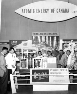 Atomic Energy of Canada exhibit