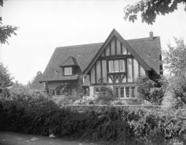 [Unidentified house at] U.B.C.