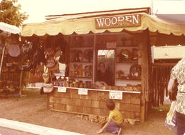 Wooden Things booth booth
