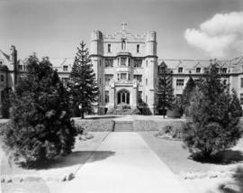 Convent [of the Sacred Heart School for Girls (later St. George's School)]