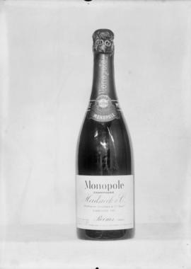 Western Canada Liquor Co.  Bottle of Champagne - Monopole
