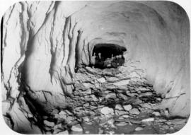 [Building a tunnel at Lake Coquitlam]