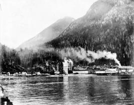 A British Columbia Pulp Mill