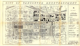 "Part of area ""a"" : plan of redevelopment, Strathcona"