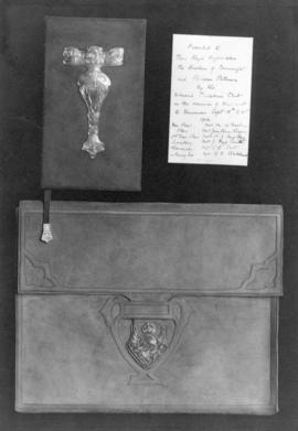 [Gifts] presented to the Duchess of Connaught and Princess Patricia by the Women's Canadian Club