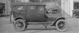 1914 Studebaker 6 cyl. Run over 200,000 miles on Blue Funnel Line