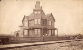 [Exterior of H.T.Ceperley's residence - 1116 Georgia St.]
