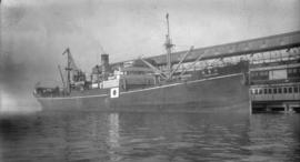 S.S. Yamahagi Maru [at dock]