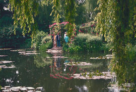 Gardens - Europe - France : Giverny